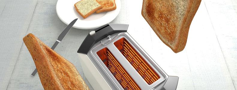 résistance grille pain
