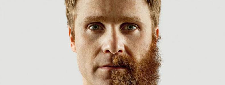 5 styles de barbe