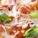 gratin de pates avec légumes