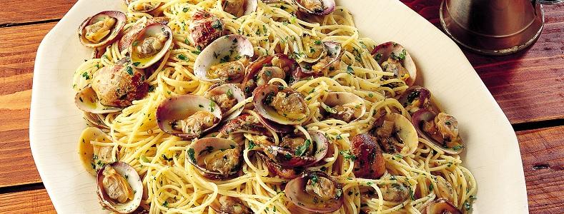 recette de spaghetti alle vongole