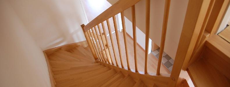 rendre escalier silencieux