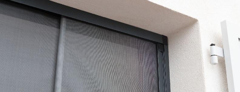 moustiquaire porte-fenetre