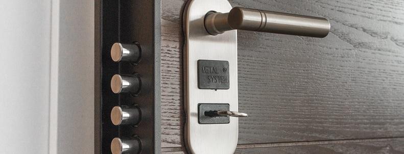 porte sécurisée