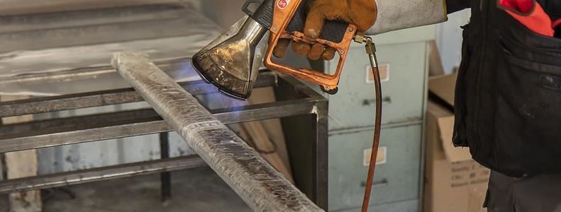 la mine de fer