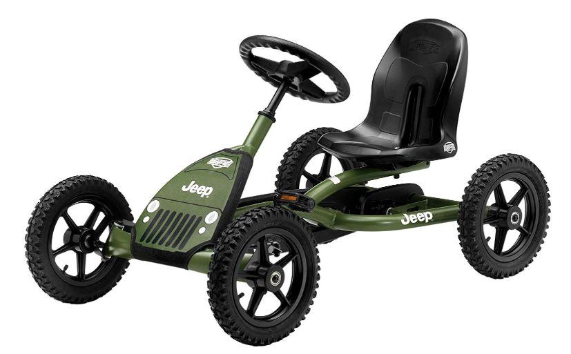 kart Berg Toys jeep junior